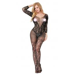 Black Lace, crotchless, full body stocking. 34 sleeves (1).jpg