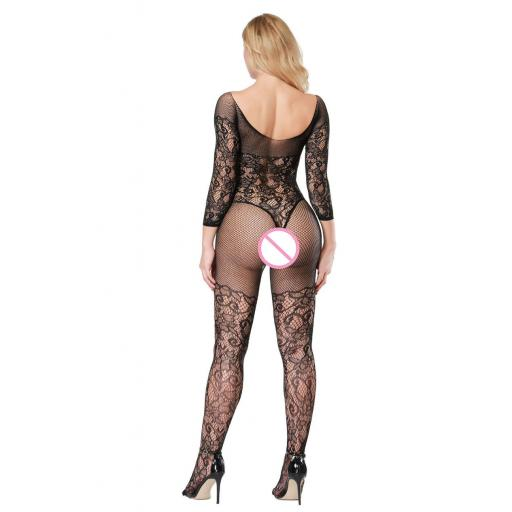 Black Lace, crotchless, full body stocking. 34 sleeves (2).jpg