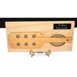 spanking paddle personalised plaque on stand 1.jpg