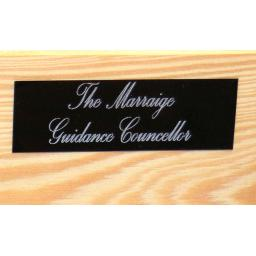spanking paddle personalised plaque on stand 2.jpg