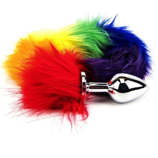 Furry rainbow fantasy butt plug tail (5).jpg