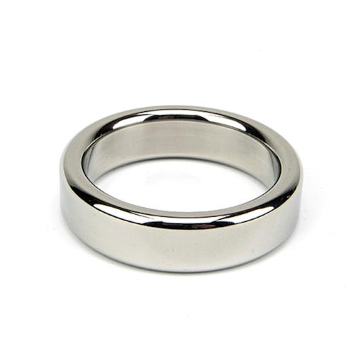 Stainless Steel Cock and Ball ring.