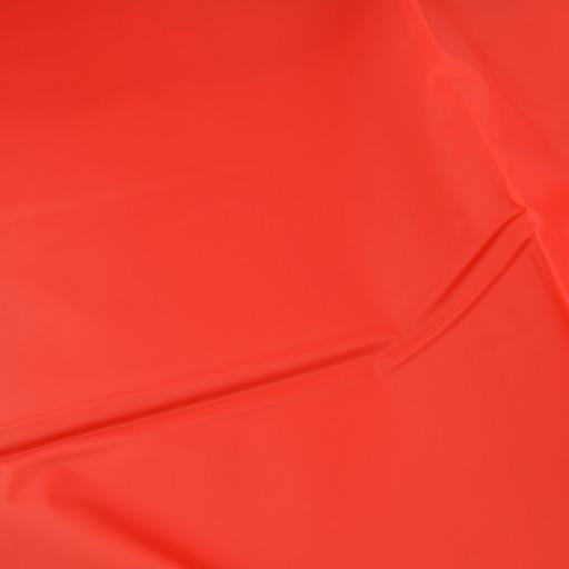 PVC Bed Sheet - Red.