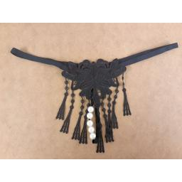 embroidered lace tassles and paerls.  (1).jpg