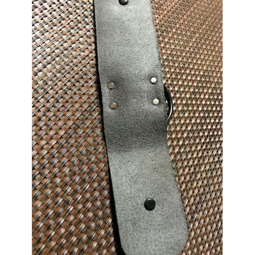 sexy leather collar black o ring (6).jpg